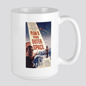 Plan 9 From Outer Space Large Mug