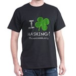I Clover Hashing White T-Shirt