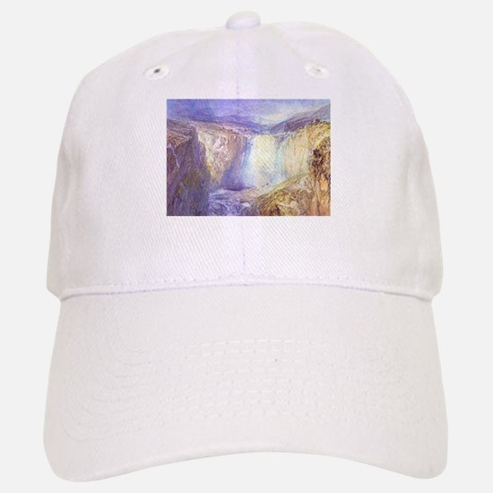 Fall of Tees Baseball Baseball Cap