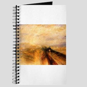Rain, Steam, and Speed Journal