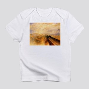 Rain, Steam, and Speed Infant T-Shirt