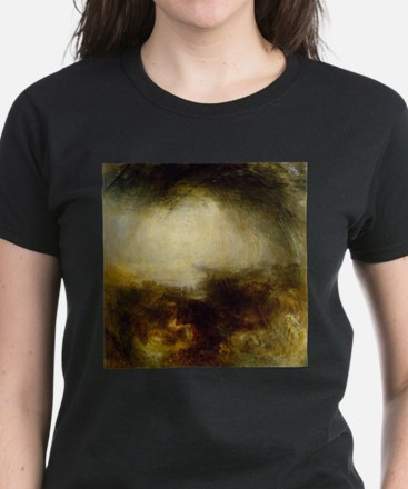 Shade and Darkness Women's Dark T-Shirt