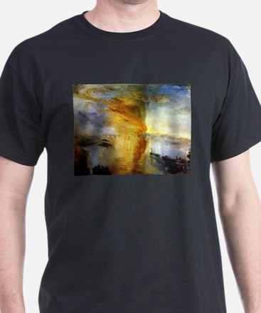 The Burning of the Houses of T-Shirt