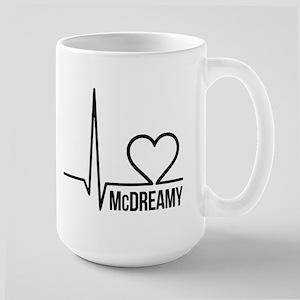 McDreamy Grey's Anatomy Large Mug
