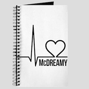 McDreamy Grey's Anatomy Journal