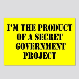 Product of Government Postcards (Package of 8)