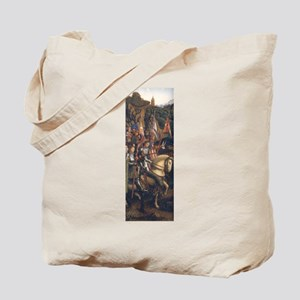 Knights of Christ Tote Bag