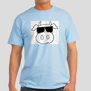 Cow Head Soft Color Tee