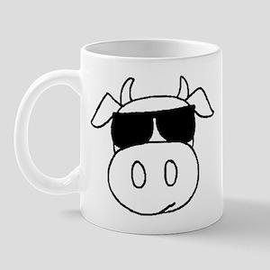 Cow Head Mug
