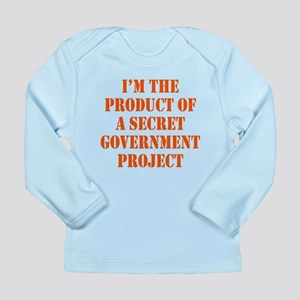 Product of Government Long Sleeve Infant T-Shirt