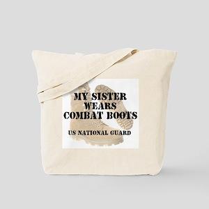 My Sister Wears NG DCB Tote Bag