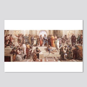 School of Athens Postcards (Package of 8)