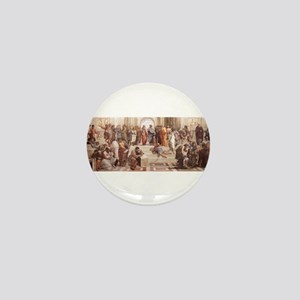 School of Athens Mini Button