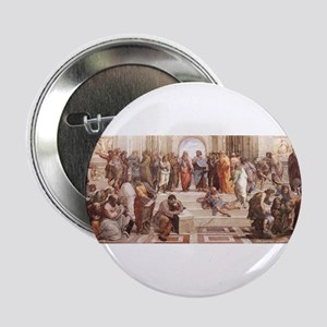 "School of Athens 2.25"" Button"