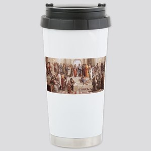 School of Athens Stainless Steel Travel Mug