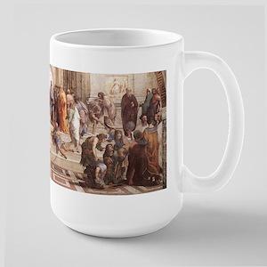 School of Athens Large Mug