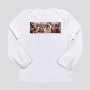 School of Athens Long Sleeve Infant T-Shirt