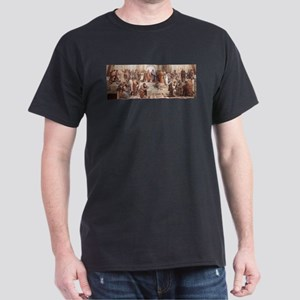 School of Athens Dark T-Shirt