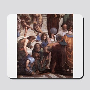 School of Athens (detail - Eu Mousepad
