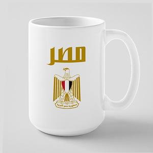 Egypt Eagle Large Mug