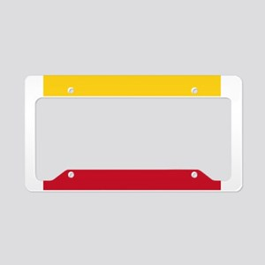 Colombia License Plate Holder