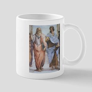 School of Athens (detail - Pl Mug