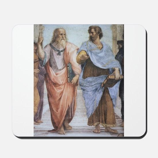 School of Athens (detail - Pl Mousepad