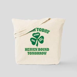 Irish Heaven Bound Tote Bag