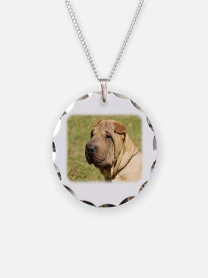 Shar Pei 9L039D-06 Necklace