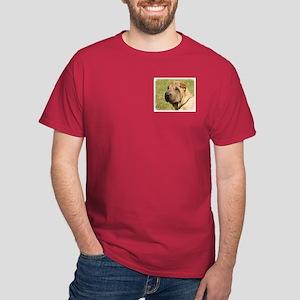 Shar Pei 9L039D-06 Dark T-Shirt