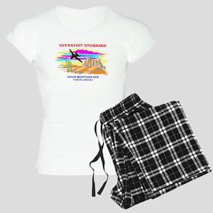 SNOWBIRD A-10 Women's Light Pajamas