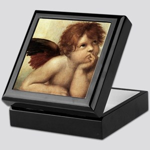 The Sistine Madonna (2nd deta Keepsake Box