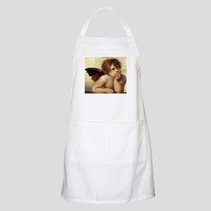 The Sistine Madonna (2nd deta Apron