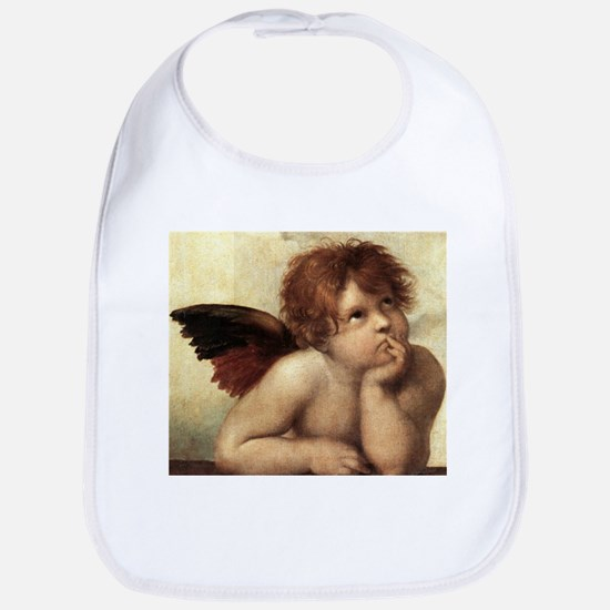 The Sistine Madonna (2nd deta Bib