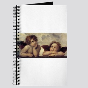 The Sistine Madonna (detail) Journal