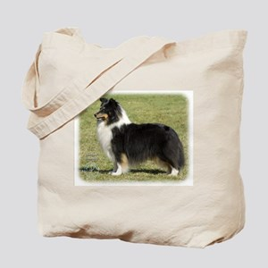 Shetland Sheepdog 9J088D-06 Tote Bag