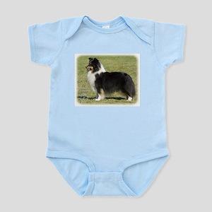 Shetland Sheepdog 9J088D-06 Infant Bodysuit