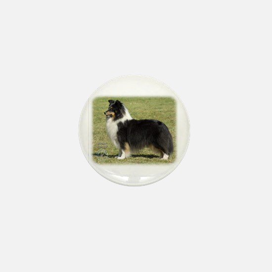 Shetland Sheepdog 9J088D-06 Mini Button