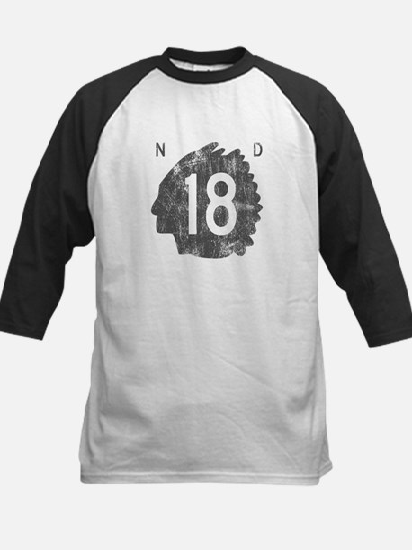 ND Highway 18 Kids Baseball Jersey