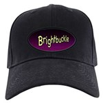 Brightbuckle Black and Pink Cap