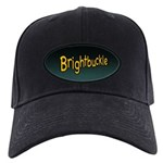 Brightbuckle Black Cap
