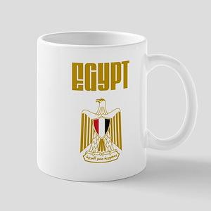 Egypt Eagle English Mug