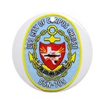 USS CITY OF CORPUS CHRISTI Ornament (Round)