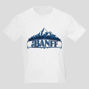 Banff Blue Mountain Kids Light T-Shirt