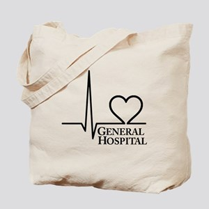 I Love General Hospital Tote Bag