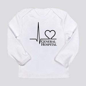I Love General Hospital Long Sleeve Infant T-Shirt