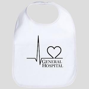 I Love General Hospital Bib