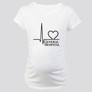 I Love General Hospital Maternity T-Shirt