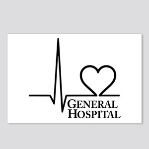 I Love General Hospital Postcards (Package of 8)