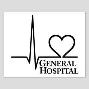 I Love General Hospital Small Poster